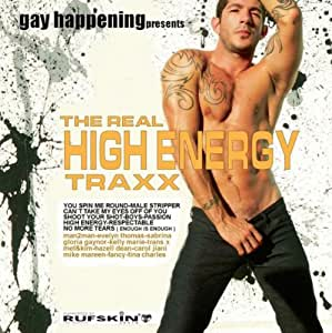 Gay Happening Presents The Real High Energy Traxx