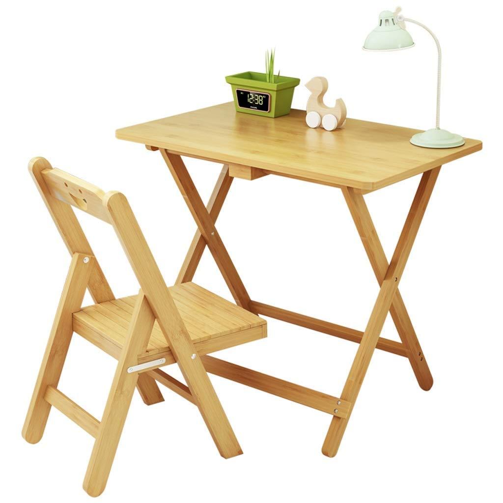折りたたみ式テーブル - 天然木、木製の折りたたみ式テーブル、2つのサイズがあり、折りたたみ式折りたたみ式テーブル,66*38*60cm B07SGQP226  66*38*60cm