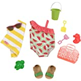 Our Generation BD30241 Slice Of Fun Doll Outfit Clothes, Watermelon