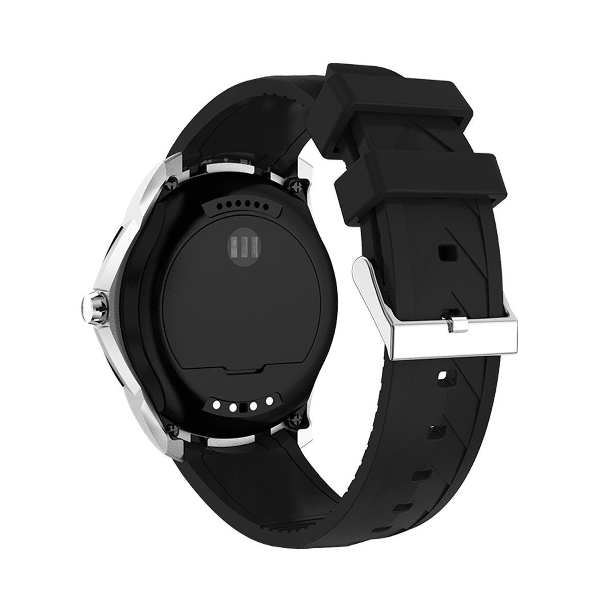 Smart Watch SIM Tarjeta Bluetooth Smart Reloj sincronización de App Teléfono Smartwatch Deporte podómetro Reloj de Pulsera Reloj Inteligente para ...