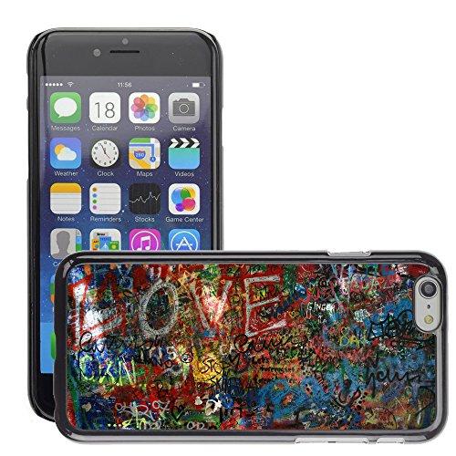 "Premio Sottile Slim Cassa Custodia Case Cover Shell // V00002314 Graffiti // Apple iPhone 6 6S 6G 4.7"""