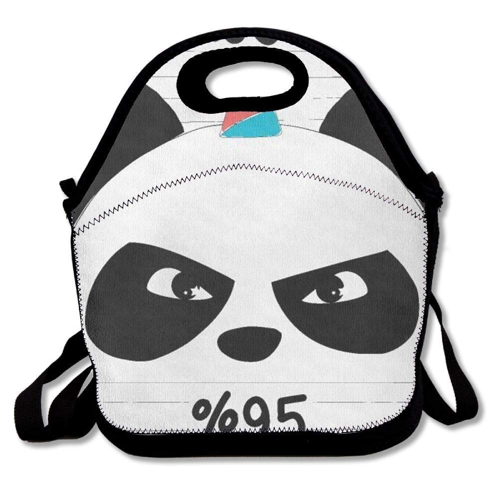 Amazon.com: cenfiddxz Ninja Panda Unicorn Interest Insulated ...