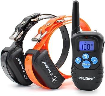 Petrainer Waterproof Dog Shock Collar