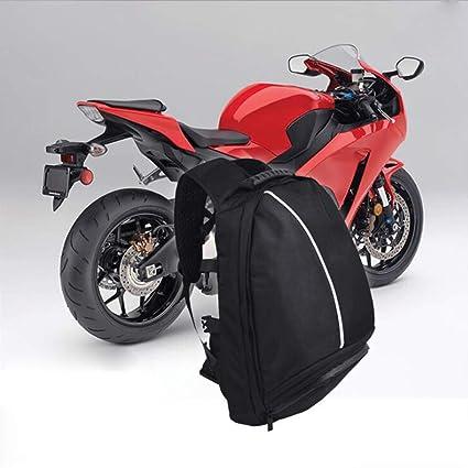 Bolsa Trasera para Motocicleta, Bolsa para Casco de Moto ...