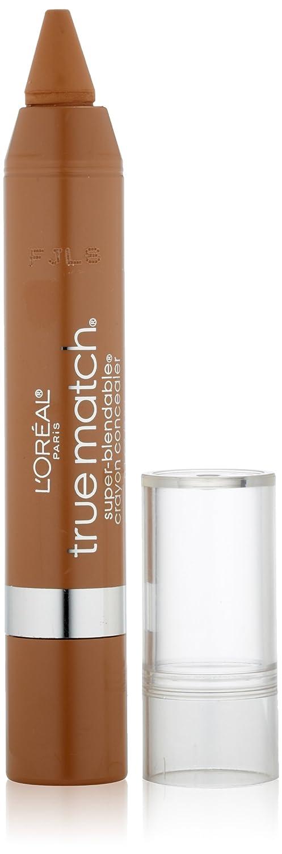 L'Oreal Paris True Match Super-Blendable Crayon Concealer, Fair/Light Neutral, 0.10 Ounces L'Oreal Paris K1297500