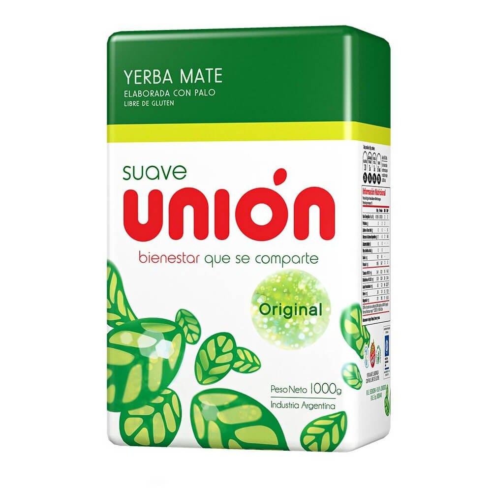 Yerba Mate Unión Suave 1 kilo: Amazon.es: Alimentación y bebidas