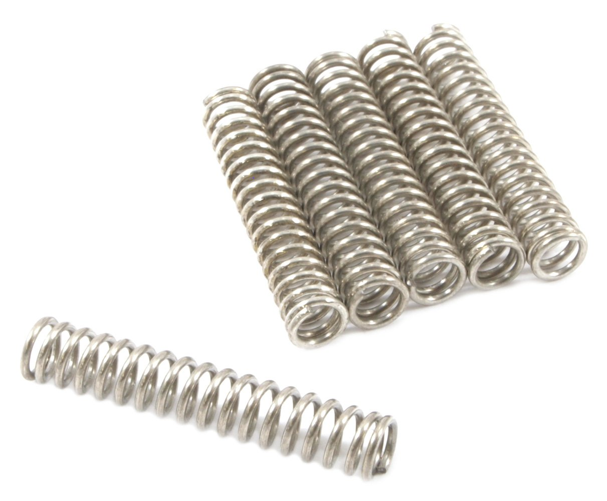 Forney 72604 Wire Spring Compression 3//16-Inch-by-1-Inch-by-.028-Inch 6-Pack