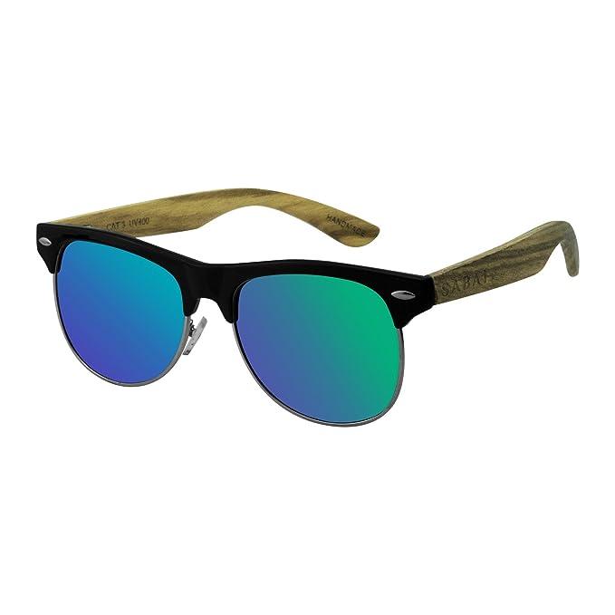 SABAI Brisa - Gafas de Sol Polarizadas lente Turquesa