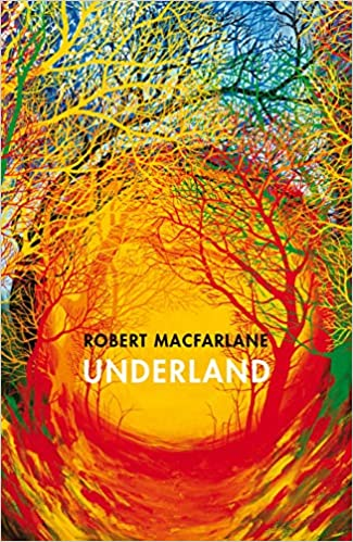 Underland Book Cover