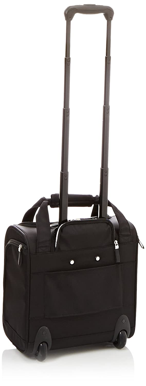 Amazon.com | Samsonite Wheeled Underseater Small, Black, One Size ...