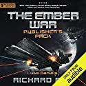 The Ember War: Publisher's Pack, Books 1-2 Hörbuch von Richard Fox Gesprochen von: Luke Daniels