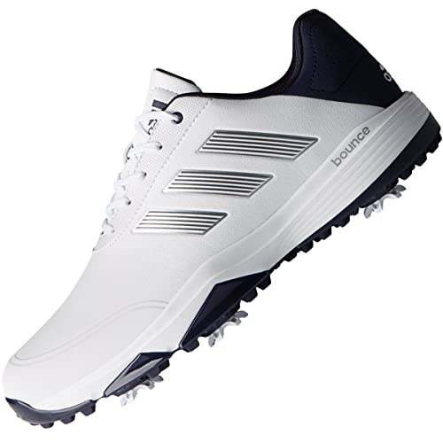reputable site eeba3 6c2c1 adidas Adipower Bounce WD, Scarpe da Golf Uomo, Bianco (White F33782), 40  13 EU Amazon.it Scarpe e borse