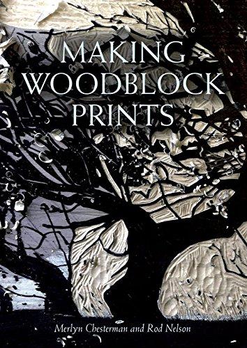 Making Woodblock Prints (Print Rod)