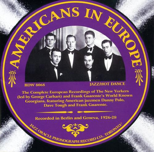 Americans In Europe - Store Yorker New Com