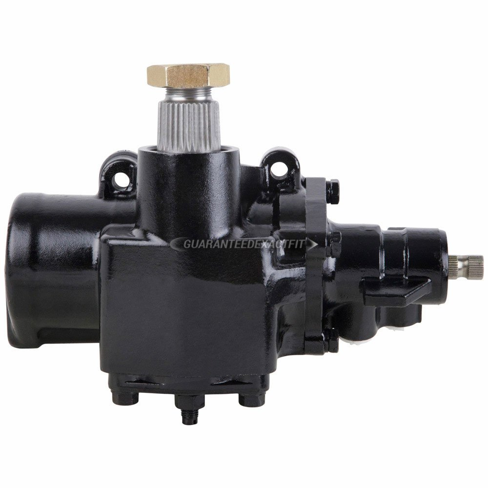 New Power Steering Gearbox For Ford F 250 350 Super 1990 F250 Diesel Fuel Filter Duty 2005 2006 2007 Buyautoparts 82 00595an Automotive