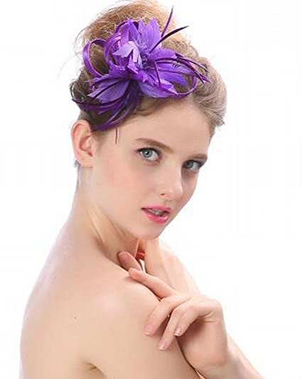 30d7ef41915ae mjl Sombrero - Damas otoño e Invierno Tocado Sombreros de Novia Europeos y  Americanos British Elegante
