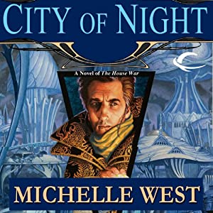 City of Night Audiobook