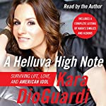 A Helluva High Note: Surviving Life, Love, and American Idol | Kara DioGuardi