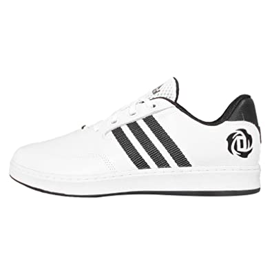 adidas PerforHommesce Basketball Chaussure Basketball PerforHommesce D ROSE LAKESHORE Blanc 186579