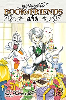 Natsume's Book of Friends , Vol. 18 (Natsume's Book of Friends) by [Midorikawa, Yuki]