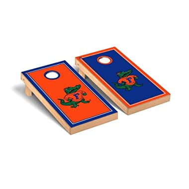 Victory Tailgate Florida UF Gators Regulation Cornhole Game Set Border Albert Version
