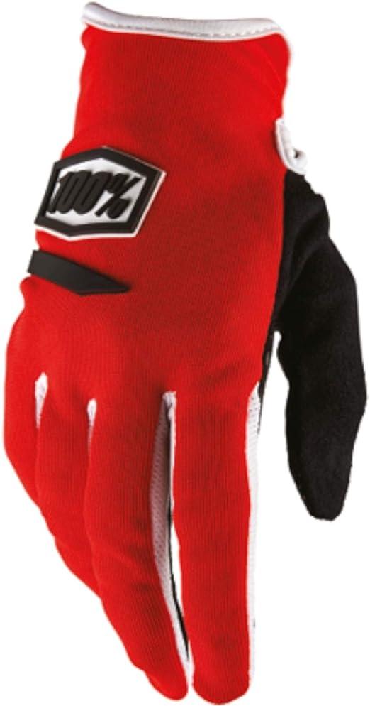 DERESTRICTED Dual Sport Glove Black//Yellow-X-Large 100/% Unisex-Adult Speedlab 10007-014-13
