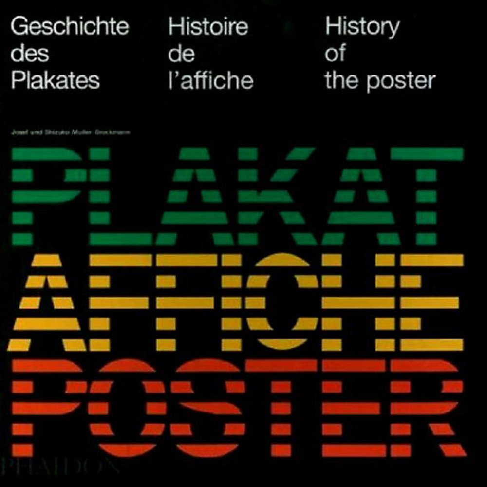 History of the Poster by Brand: Phaidon Press
