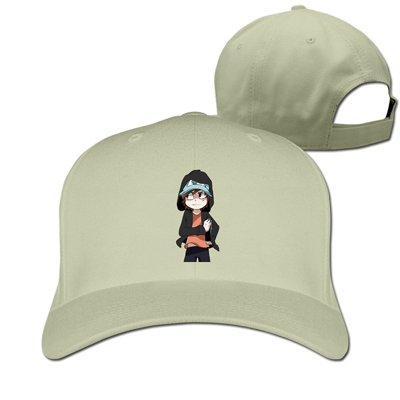 HNN Unisex The Cool Dipper Peaked Baseball Caps Hats