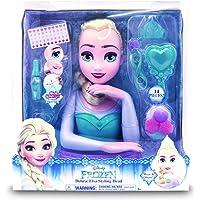 Disney - Elsa Busto Deluxe (Giochi Preziosi FRN58000)