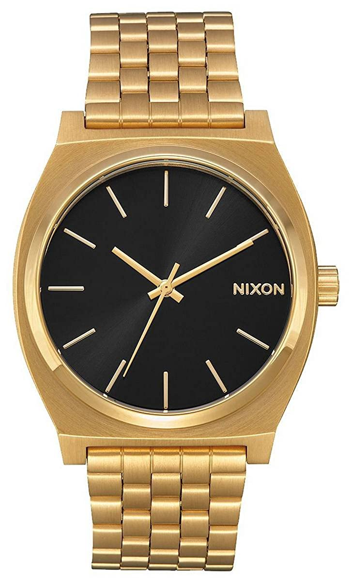 TALLA talla única. NIXON Time Teller -Spring 2017- All Gold/Black Sunray