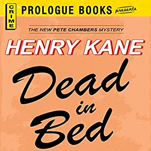 Dead in Bed Audiobook