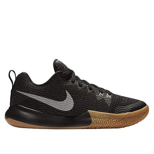 meet 3a498 f7496 Nike Wmns Zoom Live II, Zapatillas de Deporte para Mujer, Negro  (BlackReflect Silverr 001) 43 EU Amazon.es Zapatos y complementos
