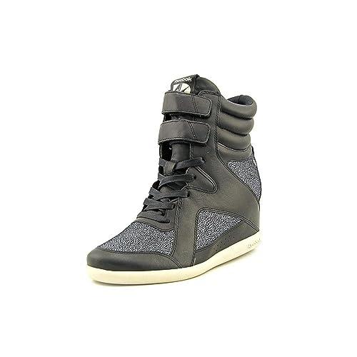 Reebok Alicia Keys Wedge Women s Sneakers Black Red White M41578 (SIZE  9.5 60b8d3ef0