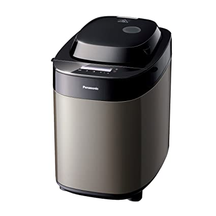 Panasonic sd-zx2522kxs máquina para el pan automática, Novita esclusiva Color 3 programas para
