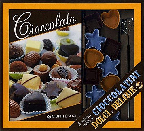 Cioccolato. Le migliori ricette di cioccolatini, dolci e delizie. Con gadget Turtleback – 1 gen 2016 G. Manenti Demetra 8809812050 Cucina: cioccolato