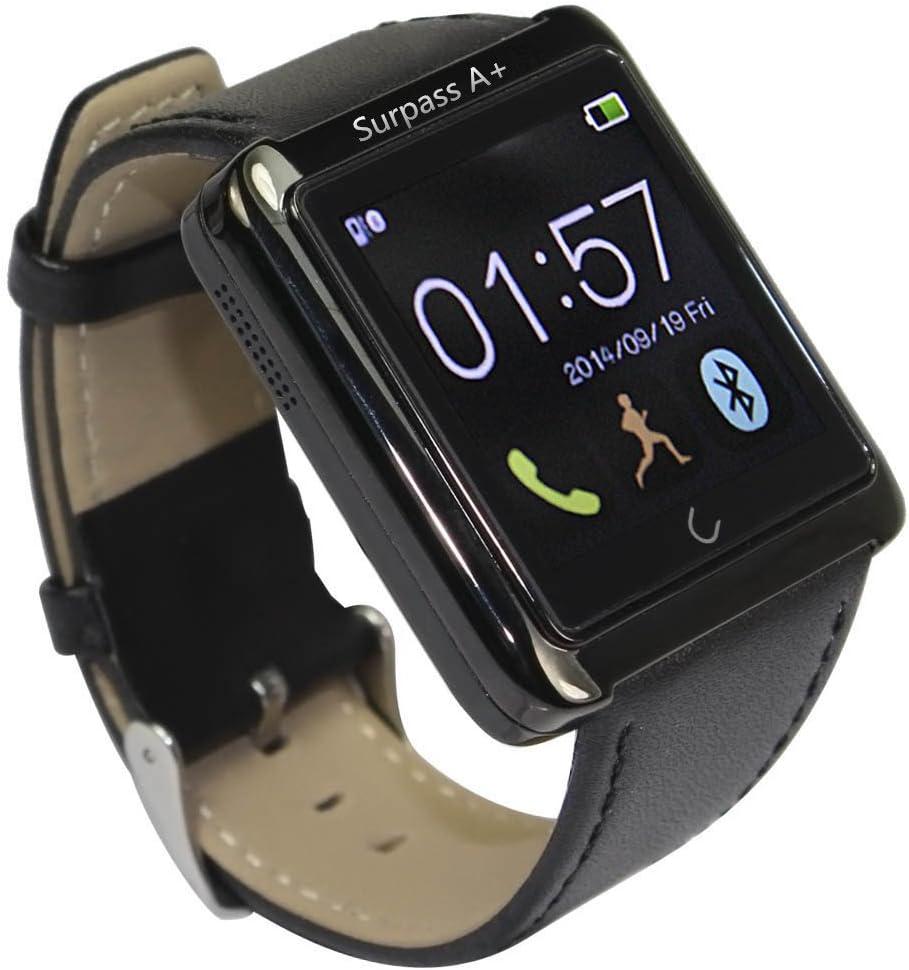 Amazon.com: Uwatch U10 Smart Watch for Iphone 5 5s Samsung ...