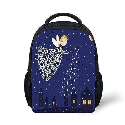 Amazon.com  iPrint Kids School Backpack Night 908a7c231a9a7