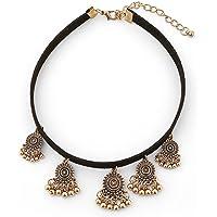 nikgic Bohemia Vintage collar colgante Gargantilla Collar Clavícula