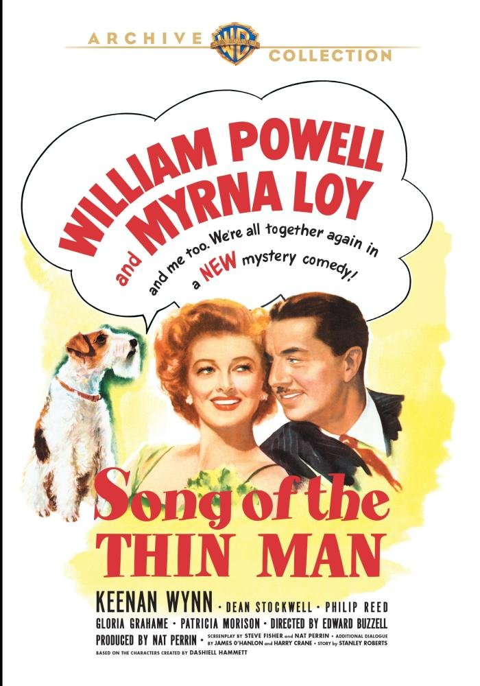 Song of the Thin Man 1947