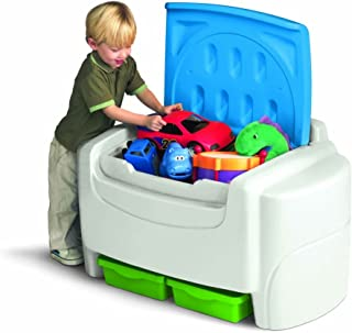 product image for Little Tikes Bright 'n Bold Toy Chest - Green/Blue