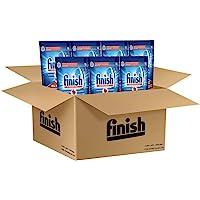 Finish Power Ball Tabletas Lavavajillas Super Poderoso, 13 Tabletas, Paquete De 7