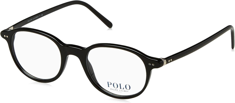 Polo Ralph Lauren 0PH2047, Monturas de Gafas para Hombre, Negro ...