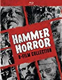 DVD : Hammer Horror 8-Film Collection [Blu-ray]