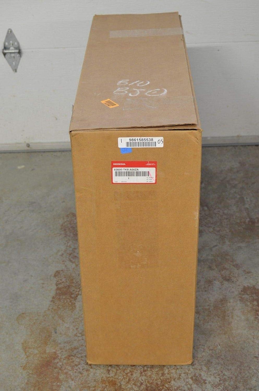 Honda Genuine 83600-TK8-A00ZA Floor Mat Set Dark Atlas Gray