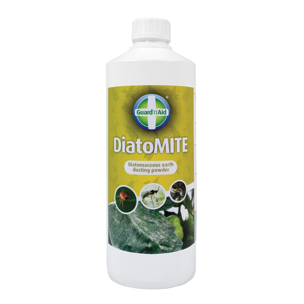 Guard'n'Aid 10-475-220 Diatomite-500g Diatomaceous Earth Powder