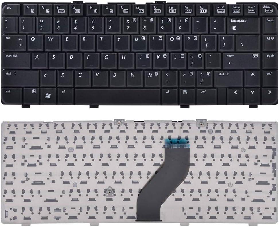 Eathtek Replacement Keyboard for HP Pavilion DV6000 DV6600 DV6700 DV6800 DV6900 441426-001,441427-001,452636-001 AEAT1U00010 AEAT8TPU017 Series Black US Layout