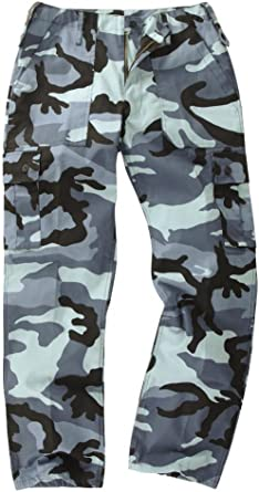 KOMBAT KIDS MILITARY ARMY HUNTING CAMOUFLAGE TROUSERS 5-6 Years FREE DELIVER