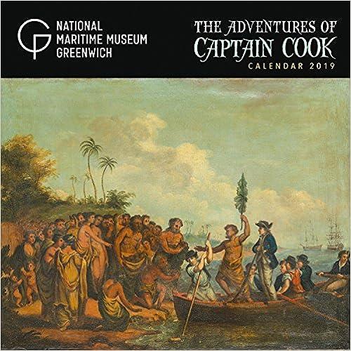 Libros Ebook Descargar National Maritime Museums - Adventures Of Captain Cook Wall Calendar 2019 Ebooks Epub