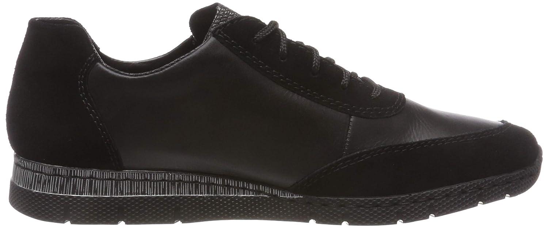 Rieker Damen N5320 Schwarz Sneaker Schwarz N5320 (schwarz 00) fcadf0