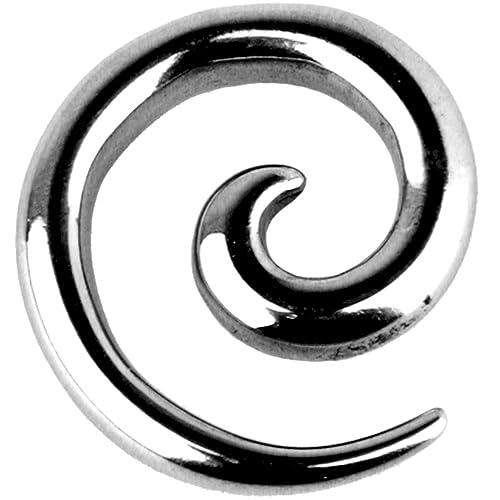 Amazon.com: Cuerpo Candy Acero Inoxidable Curvado espiral ...